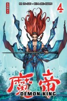 manga - Demon King - Samji Vol.4