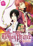 The demon prince and Momochi Vol.6