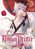 Manga - The demon prince and Momochi Vol.1