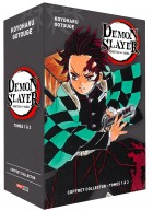 Demon Slayer - Coffret Collector Vol.1