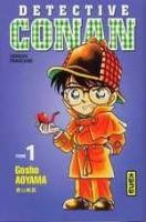 Manga - Manhwa - Détective Conan Vol.1