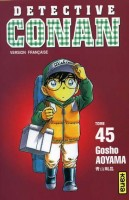 Manga - Manhwa -Détective Conan Vol.45