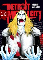 Detroit Metal City - DMC Vol.10