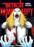 Manga - Manhwa - Detroit Metal City - DMC Vol.10