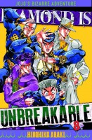Mangas - Jojo's bizarre adventure - Saison 4 - Diamond is Unbreakable Vol.8