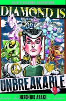 Mangas - Jojo's bizarre adventure - Saison 4 - Diamond is Unbreakable Vol.9