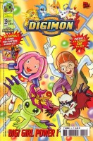 manga - Digimon - Digital Monsters - Comics Vol.19