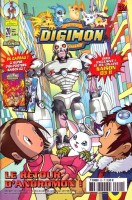 manga - Digimon - Digital Monsters - Comics Vol.20