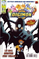 manga - Digimon - Digital Monsters - Comics Vol.8