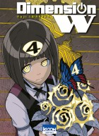 Mangas - Dimension W Vol.4