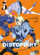 Manga - Manhwa - Distopiary Vol.5