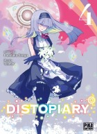 manga - Distopiary Vol.4