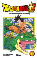 Manga - Manhwa -Dragon Ball Super Vol.1