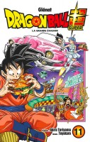 manga - Dragon Ball Super Vol.11