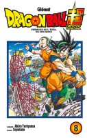 Manga - Manhwa - Dragon Ball Super Vol.8