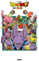 Dragon Ball Super - Coffret Vol.4