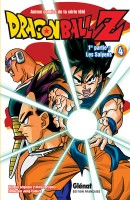 Manga - Manhwa - Dragon Ball Z - Cycle 1 Vol.4