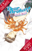 Manga - Manhwa - Dear brother - Coffret