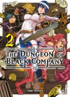 Mangas - The Dungeon of Black Company Vol.2