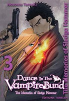 Dance in the Vampire Bund - Sledge Hammer Vol.3