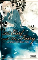 Mangas - The earl and the fairy Vol.2