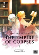 Manga - Manhwa - The Empire of Corpses Vol.2