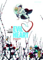 Mangas - Evil Heart Vol.5