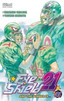 manga - Eye Shield 21 Vol.31