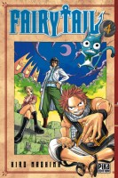 Manga - Manhwa - Fairy Tail Vol.4