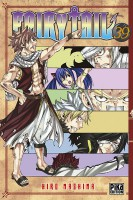 Mangas - Fairy Tail Vol.39