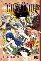 Manga - Manhwa -Fairy Tail Vol.56