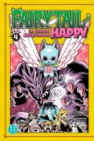 Fairy Tail - La Grande Aventure De Happy Vol.4