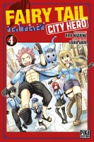 Fairy Tail - City Hero Vol.4