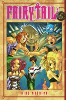 Manga - Manhwa - Fairy Tail - France loisirs Vol.3