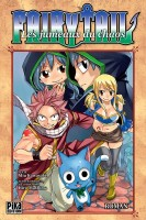 manga - Fairy Tail - Roman Vol.3