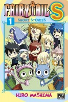 Fairy Tail S Vol.1