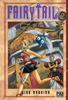 Manga - Manhwa -Fairy Tail Vol.2