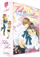 Fall in love with me - Coffret