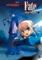 manga - Fate Stay Night Vol.4