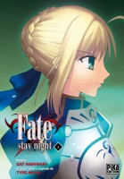 Manga - Manhwa - Fate Stay Night Vol.5