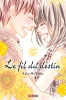 Manga - Manhwa - Fil du destin (le) Vol.5
