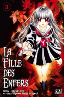Manga - Manhwa - Fille Des Enfers (la) Vol.3