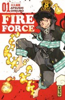 Mangas - Fire Force Vol.1