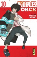 Fire Force Vol.10