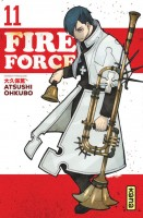 Fire Force Vol.11