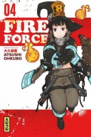 Fire Force Vol.4