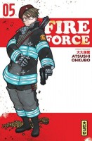 Planning des sorties Manga 2018 .fire-force-5-kana_m