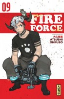 Fire Force Vol.9
