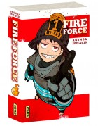 Manga - Manhwa - Agenda Kana 2019-2020 Fire Force