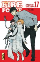 Fire Force Vol.17